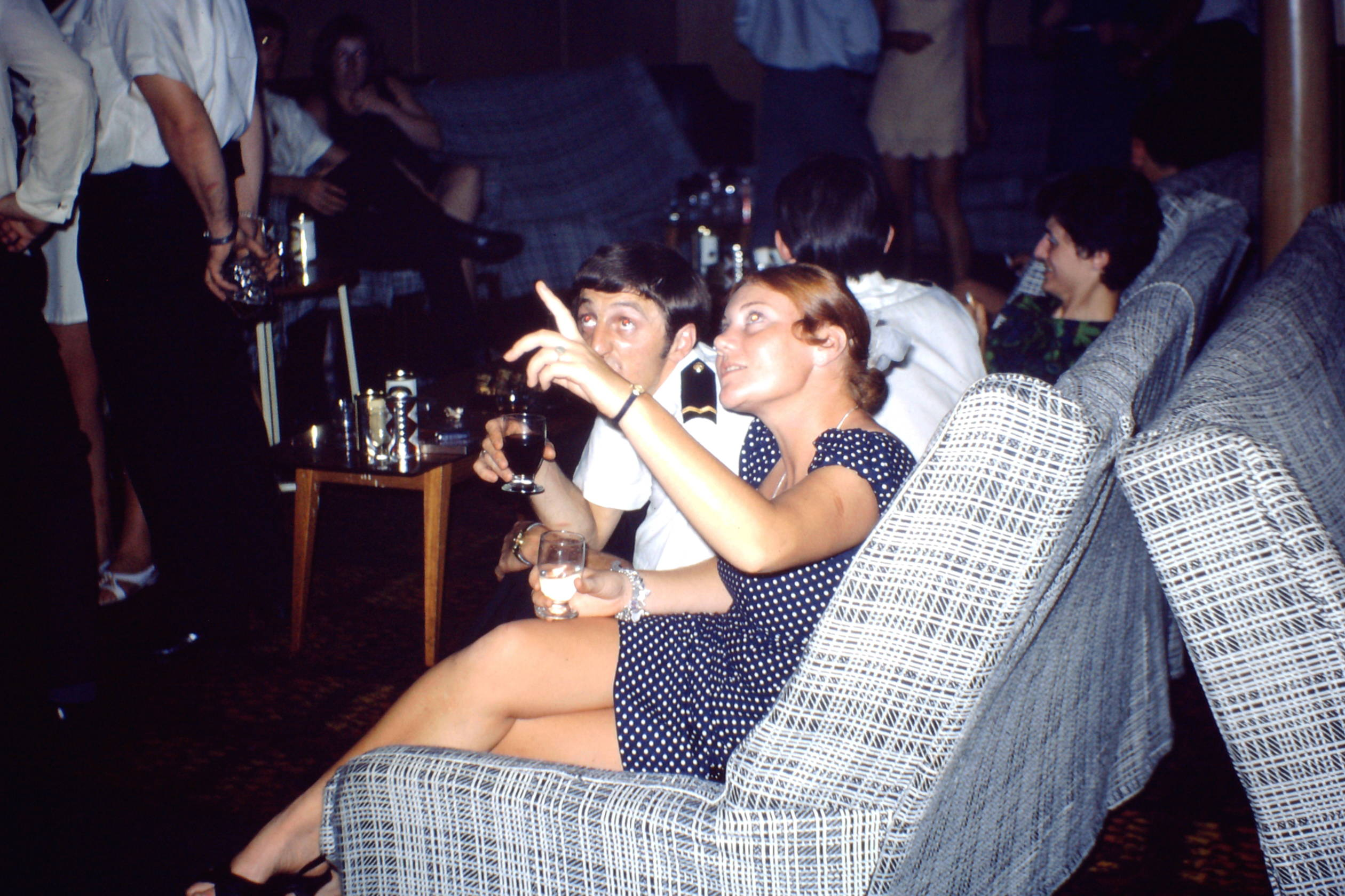 Party time RFA REGENT 1969