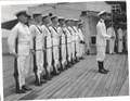 HMS LOCH QUOICH 1954